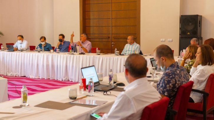 BESİAD ve GESİFED Ev Sahipliğinde; TURKONFED Yürütme Kurulu Strateji Toplantısı Bodrum'da Gerçekleşti